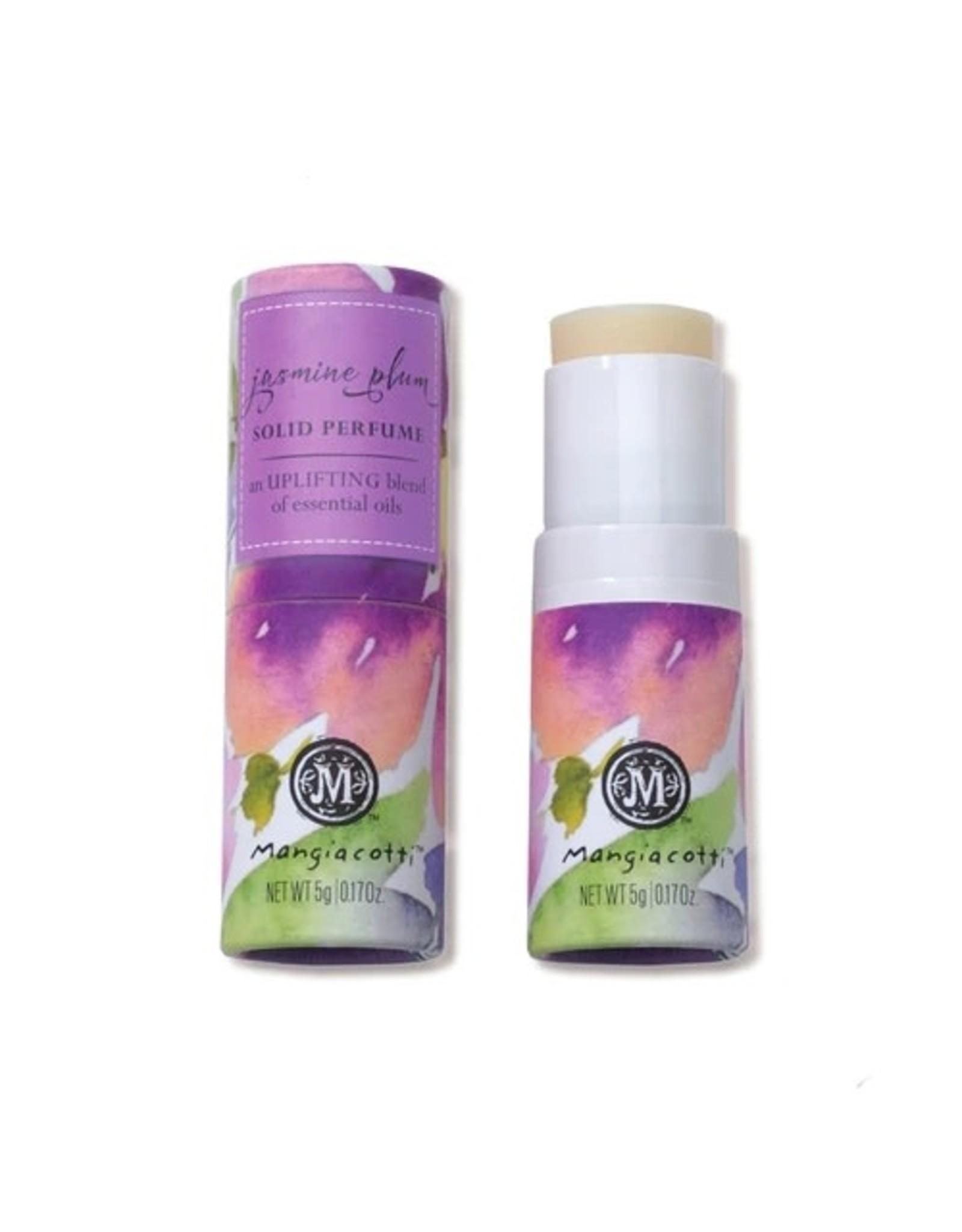 Mangicotti Mangiacotti Solid Perfume Jasmine Plum