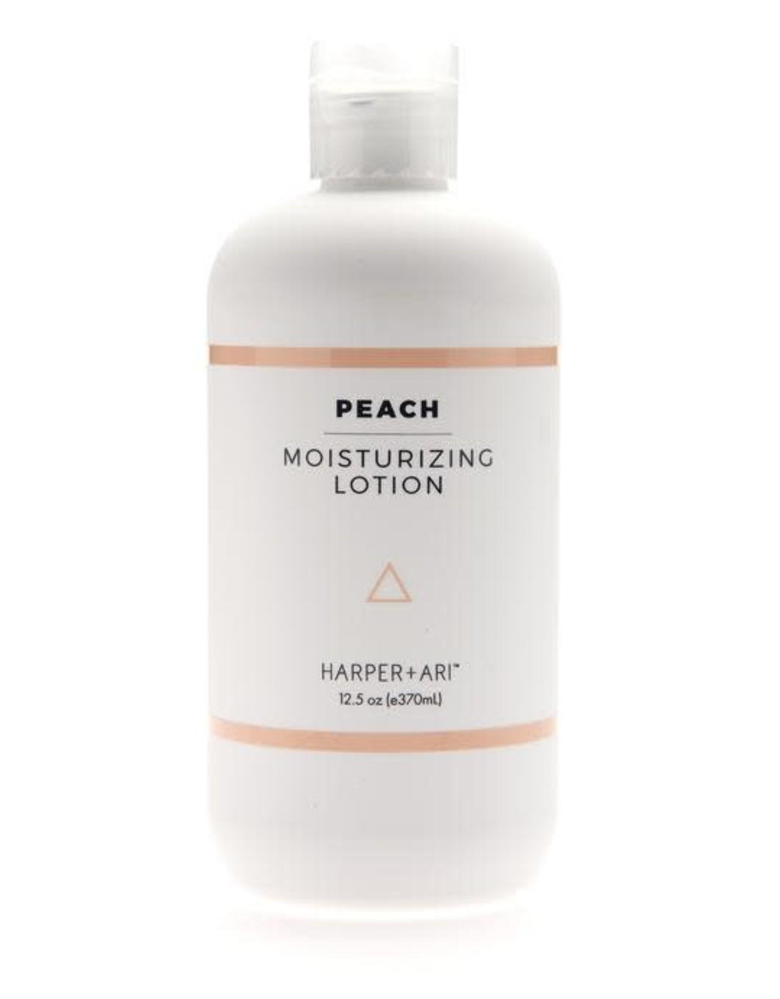 Moisturizing Lotion 12.5oz Bottle Peach
