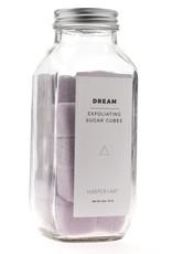 Exfoliating Sugar Cubes 16oz Bottle Dream