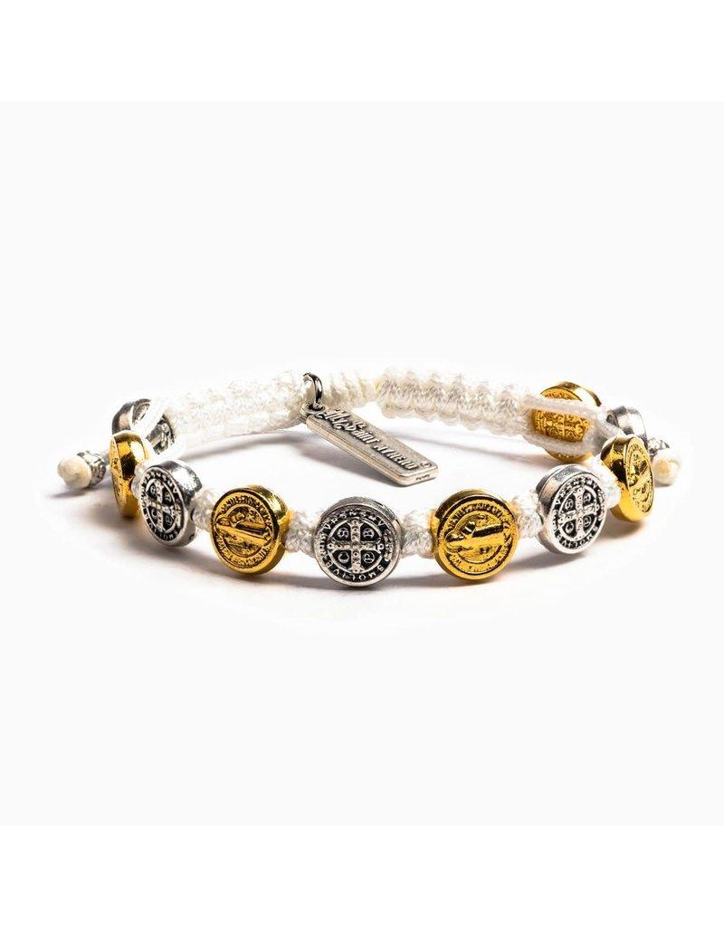 Blessing Bracelet Mixed/White