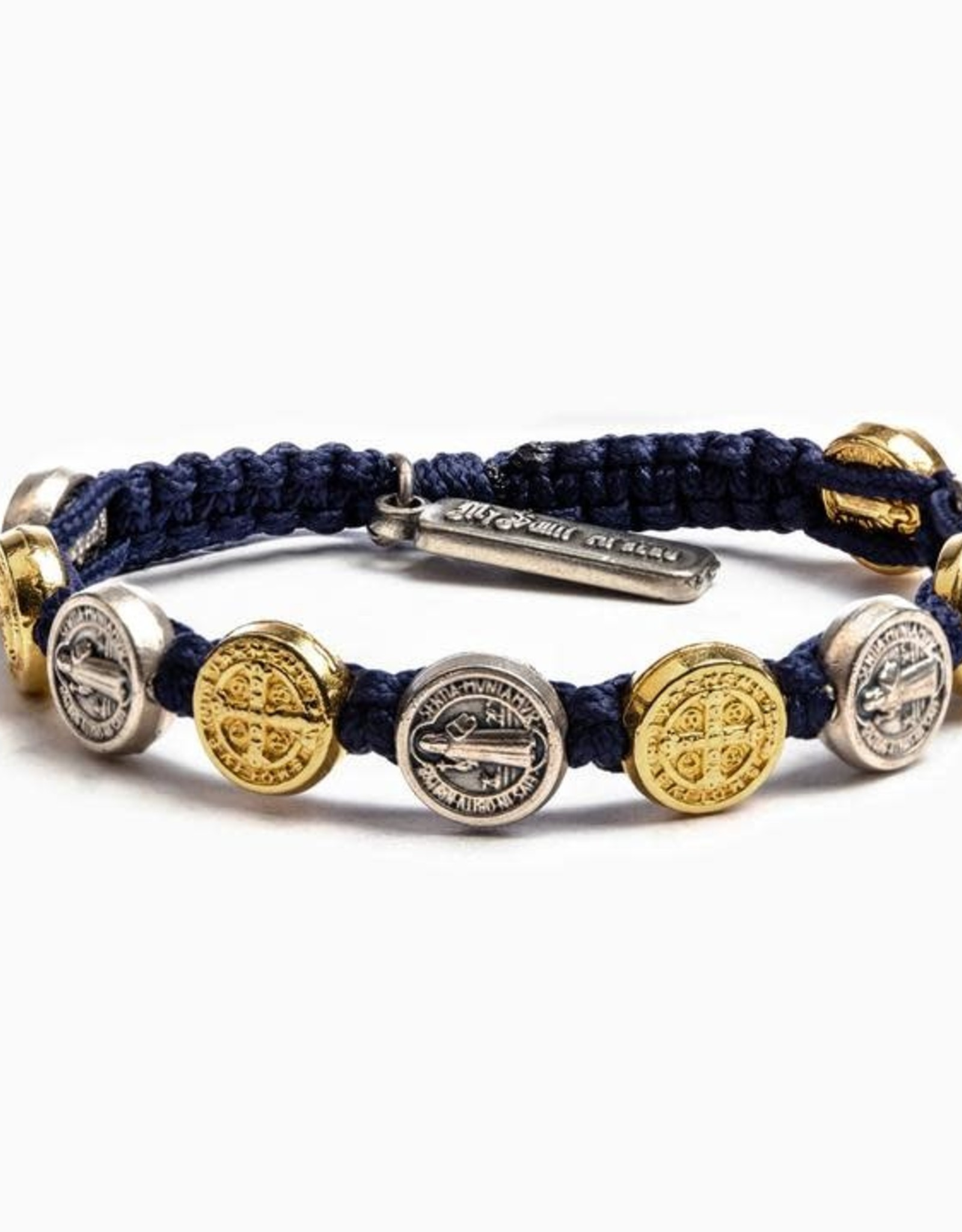 Blessing Bracelet Mixed Medals Mixed/Navy