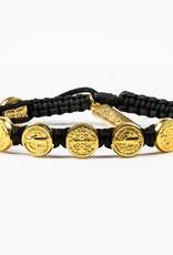 Blessing Gold/Black Bracelet