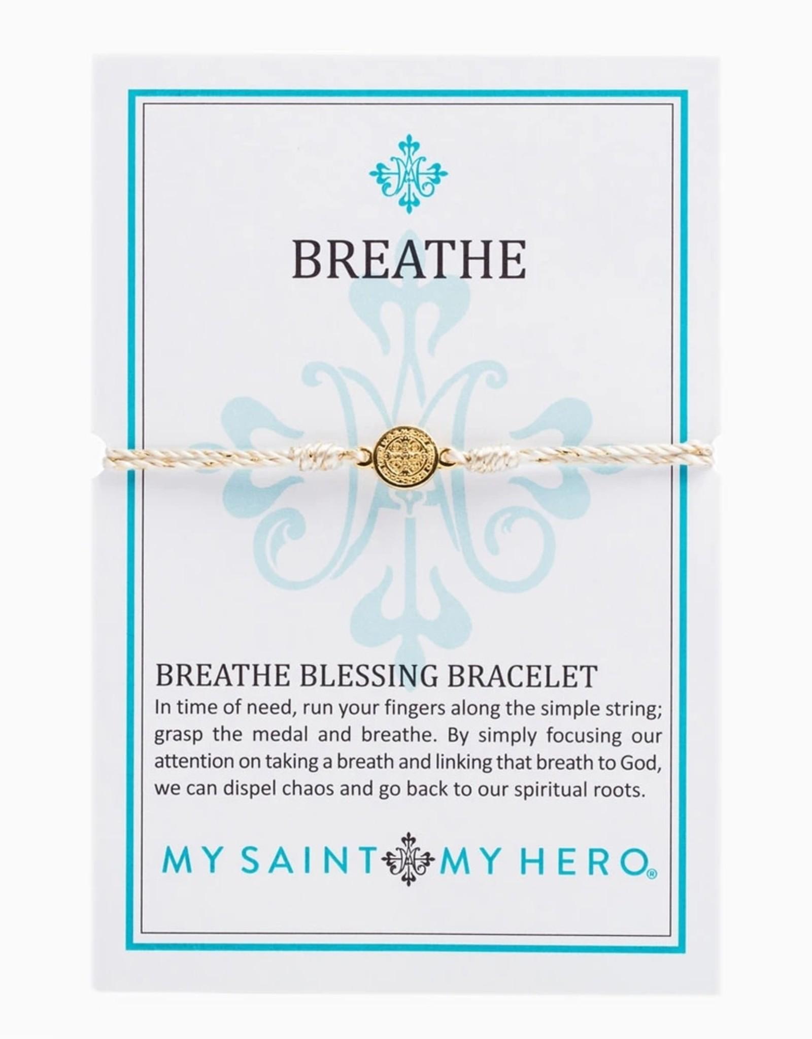 Breathe Bracelet Gold Gold/Gold