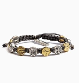 Blessing Bracelet Mixed Medals Mixed/Slate