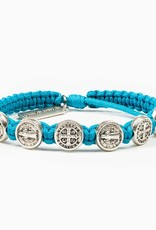 Blessing Bracelet Silver Silver/Turquoise