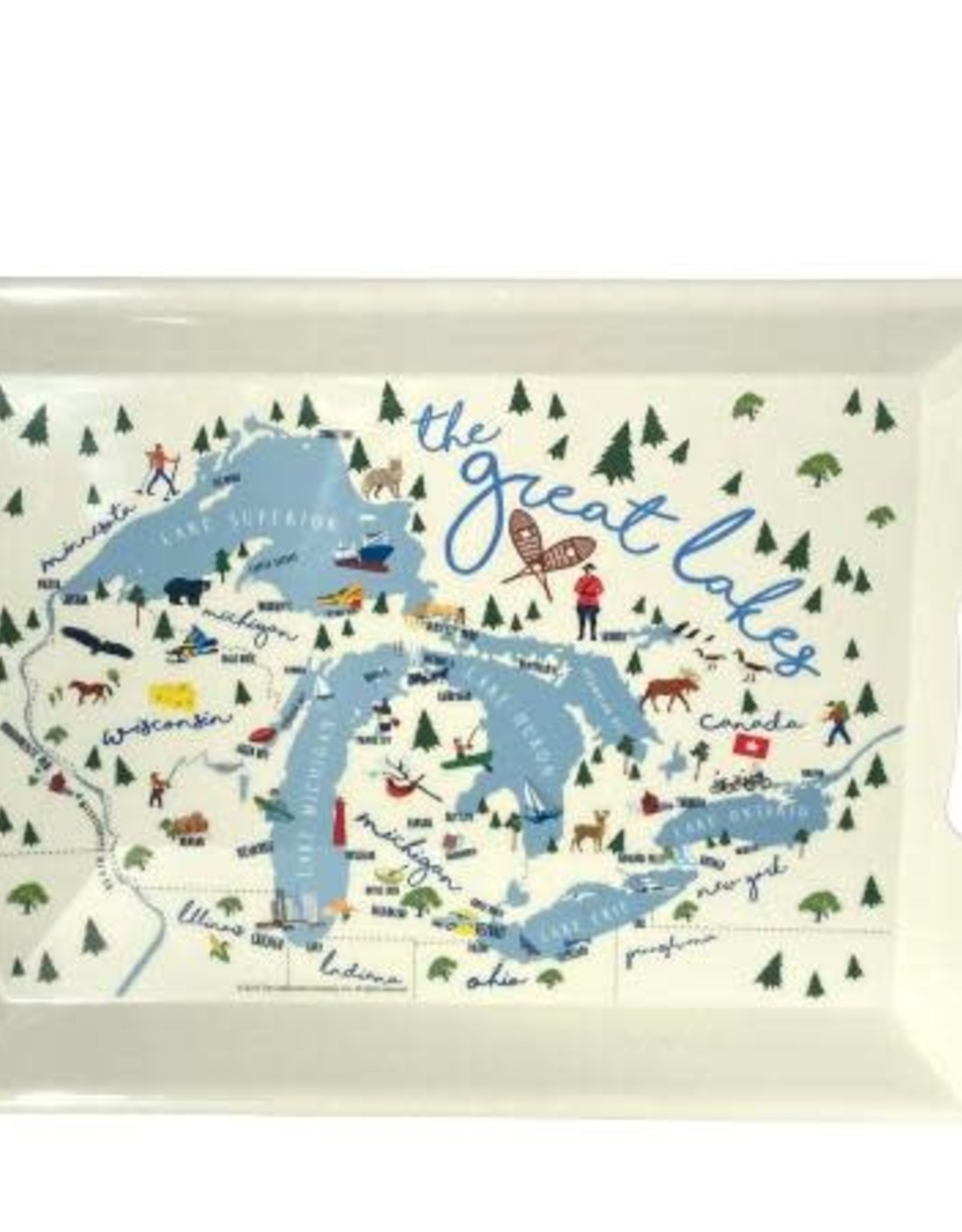 Galleyware 2 Handle Tray Great Lakes