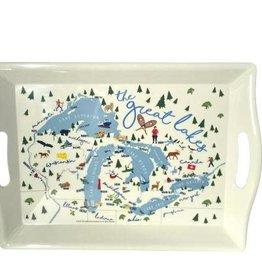 Galleyware 2 Handle Tray Great Lakes