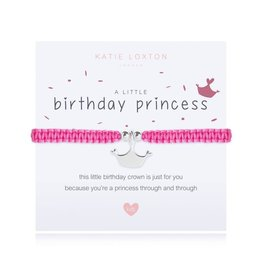 Katie Loxton Katie Loxton Children's Friendship Bracelet Birthday Princess