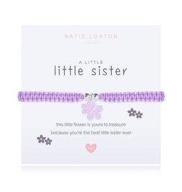 Katie Loxton Child's Friendship Bracelet Little Sister