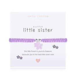 Katie Loxton Katie Loxton Children's Friendship Bracelet Little Sister