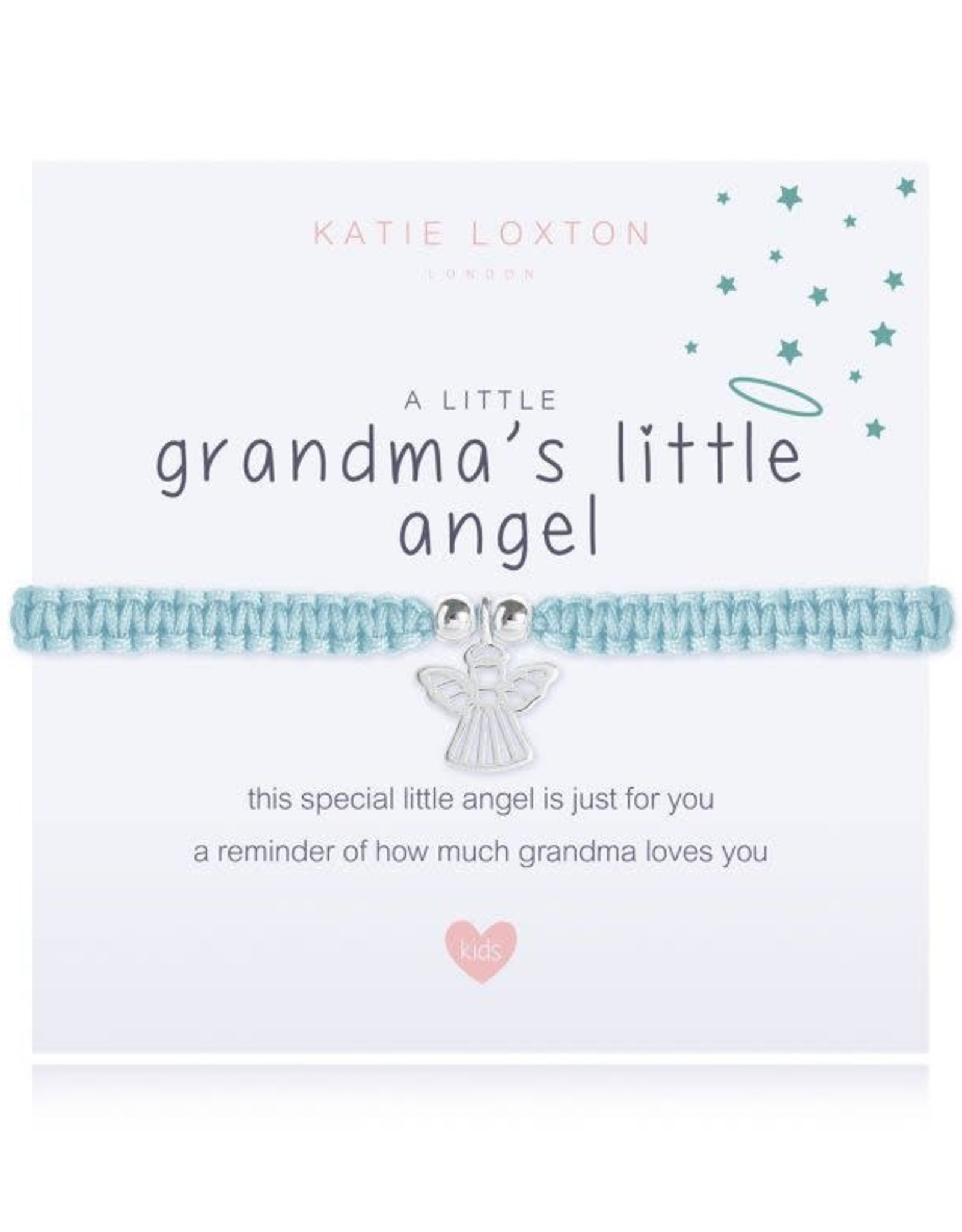 Katie Loxton Child's Friendship Bracelete Grandma's Little Angel