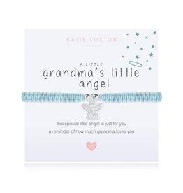 Katie Loxton Katie Loxton Children's Friendship Bracelet Grandma's Little Angel