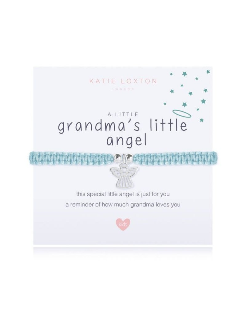 Katie Loxton Katie Loxton Children's Friendship Bracelet Grandma's Little Angel