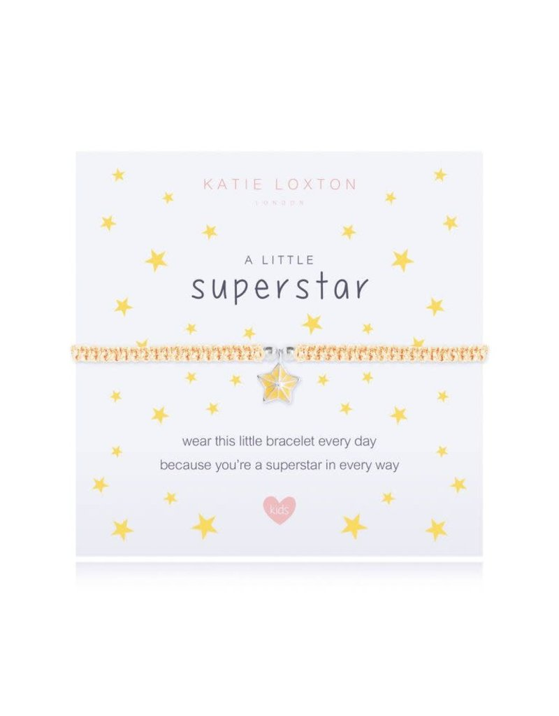 Katie Loxton Katie Loxton Children's Friendship Bracelet Superstar