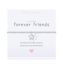 Katie Loxton Child's Beaded Bracelet Forever Friends