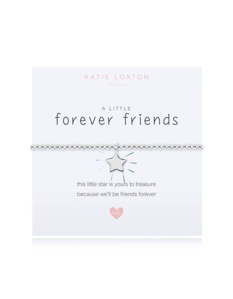 Katie Loxton Katie Loxton Children's Beaded Bracelet Forever Friends