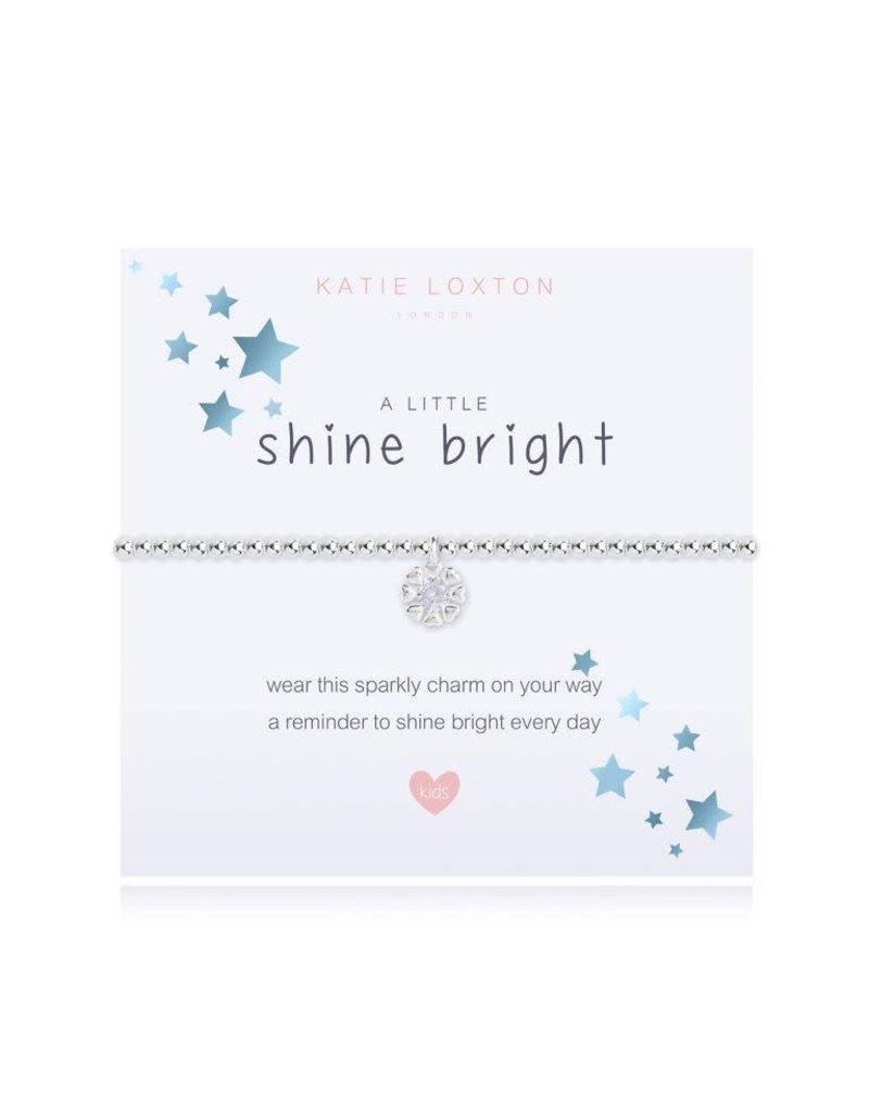 Katie Loxton Katie Loxton Children's Beaded Bracelet- Shine Bright