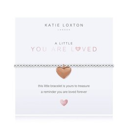 Katie Loxton Child's Beaded Bracelet You Are Loved