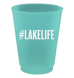 Slant Party Cups- #LakeLife