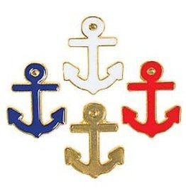 Slant Drink Charm Anchor