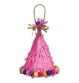 Slant Petite Pinata Party Hat