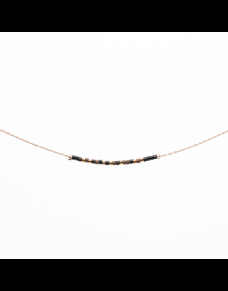 Morse Code Necklace Strength