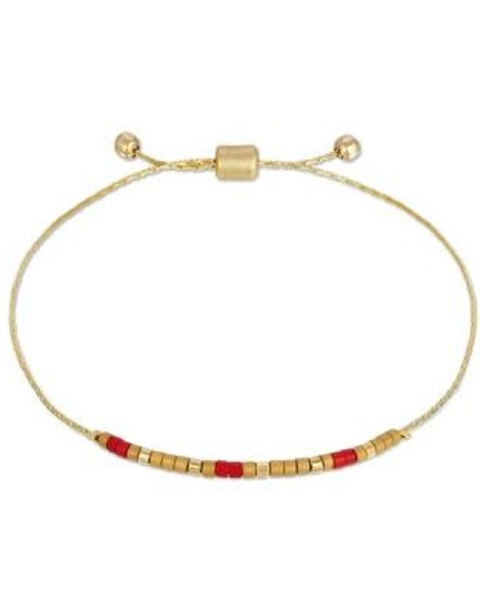 Morse Code Bracelet XOXO