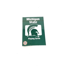 Play Monster (Patch) Playing Cards- MSU
