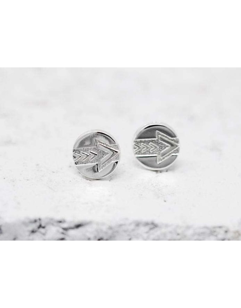 Pieces of Me Earrings -Leader Silver
