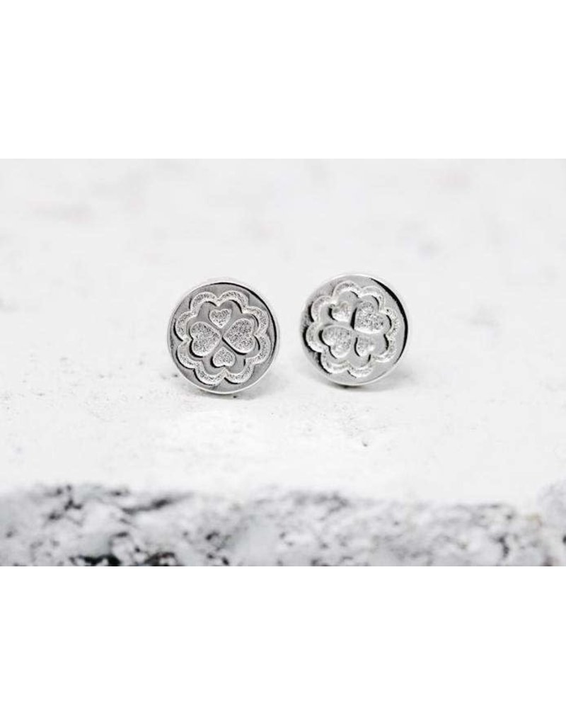 Pieces of Me Earrings -Loving Silver