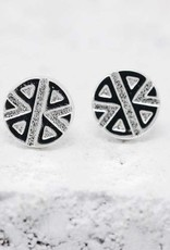 Pieces of Me Earrings - Silver Strong