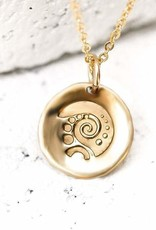 Pieces of Me Necklace Dreamer Gold