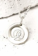 Pieces of Me Necklace Independant Silver