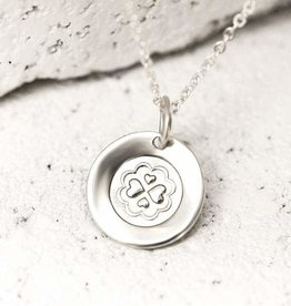 Pieces of Me Necklace Loving Silver