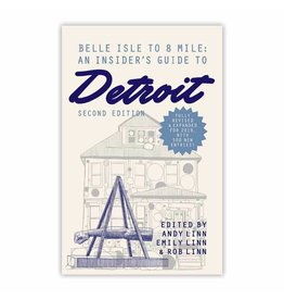 City Bird Insider's Guide to Detroit Second Edition