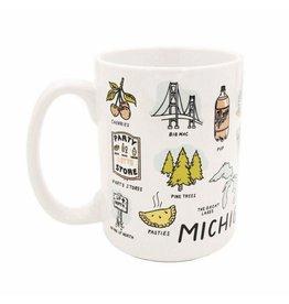 Michigan Things Mug