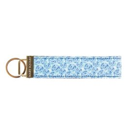 Mary Square Keyfob Blue Rush A Life Lived in Fear