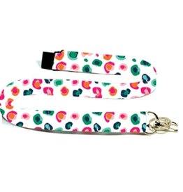 Mary Square Lanyard Confetti Catwalk