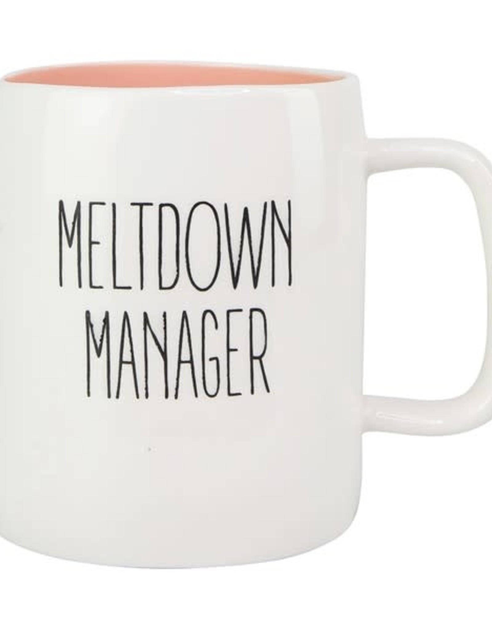 Mary Square Mug Meltdown Manager