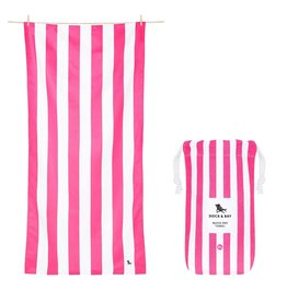 Dock & Bay Quick Dry Towel Cabana XLG Pink