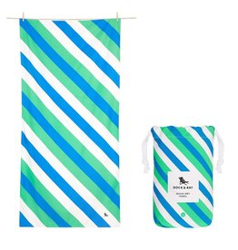 Dock & Bay Quick Dry Towel Sway Large Pacific