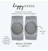 Happy Knees Heathered Gray