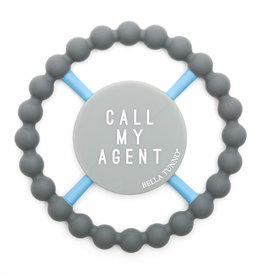 Bella Tunno Silicone Teether Call my Agent