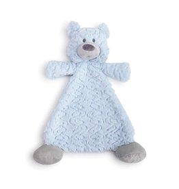 Cozy Rattle Blankie Blake Bear