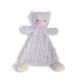 Cozy Rattle Blankie Kennedy Kitty