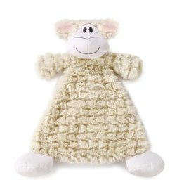 Cozy Rattle Blankie Langley Lamb
