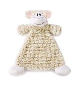 Cozy Rattle Blankie Langley Lamb