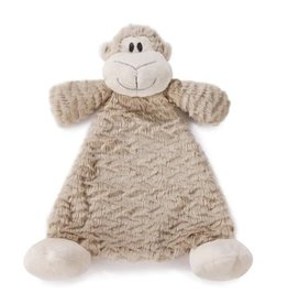 Cozy Rattle Blankie Meekie Monkey