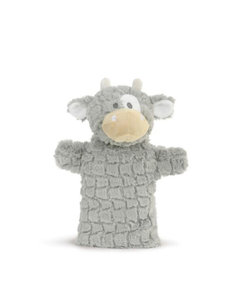 Demdaco Hand Puppet Comet the Cow