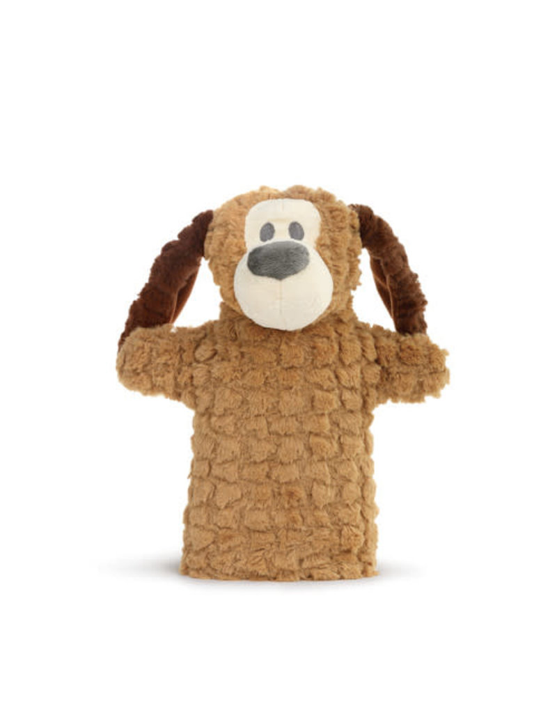Demdaco Hand Puppet Lincoln the Dog